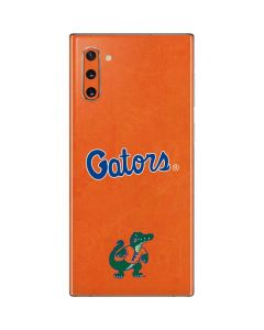 Florida Gators Orange Galaxy Note 10 Skin