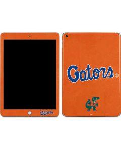 Florida Gators Orange Apple iPad Skin