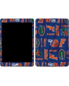 Florida Gators Pattern Apple iPad Skin