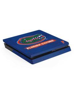 Florida Gators PS4 Slim Skin