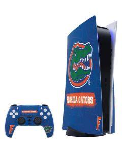 Florida Gators PS5 Bundle Skin