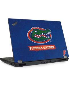 Florida Gators Lenovo ThinkPad Skin