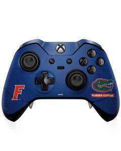 Florida Gators Xbox One Elite Controller Skin