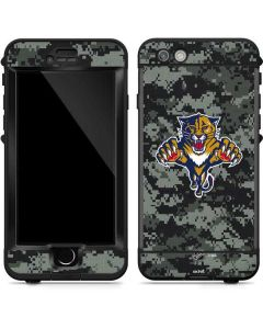 Florida Panthers Camo LifeProof Nuud iPhone Skin
