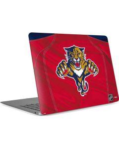 Florida Panthers Jersey Apple MacBook Air Skin