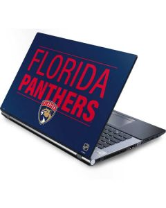 Florida Panthers Lineup Generic Laptop Skin
