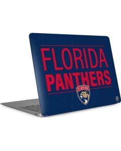 Florida Panthers Lineup Apple MacBook Air Skin