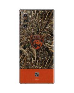 Florida Panthers Realtree Max-5 Camo Galaxy Note 10 Skin