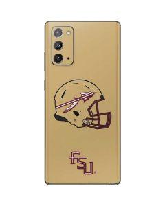 Florida State Helmet Galaxy Note20 5G Skin