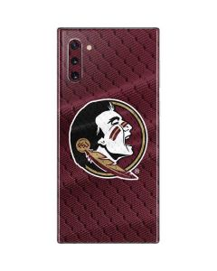 Florida State Seminoles Galaxy Note 10 Skin