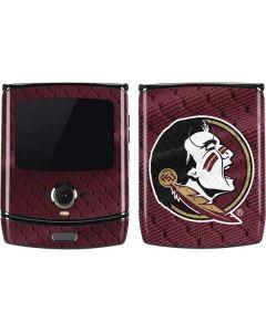 Florida State Seminoles Motorola RAZR Skin