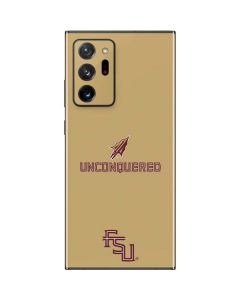 Florida State Unconquered Gold Galaxy Note20 Ultra 5G Skin