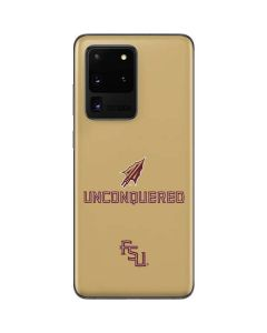 Florida State Unconquered Gold Galaxy S20 Ultra 5G Skin
