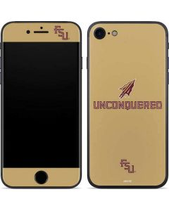 Florida State Unconquered Gold iPhone SE Skin
