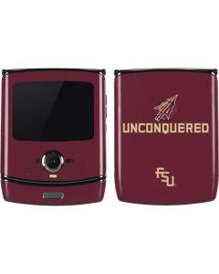 Florida State Unconquered Motorola RAZR Skin