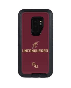 Florida State Unconquered Otterbox Defender Galaxy Skin