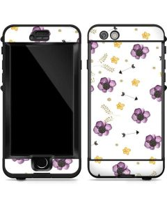 Flowers and Arrows LifeProof Nuud iPhone Skin