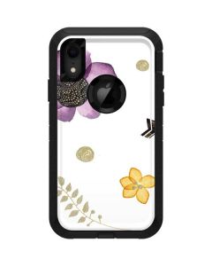 Flowers and Arrows Otterbox Defender iPhone Skin