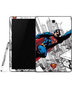 Flying Superman  Samsung Galaxy Tab Skin
