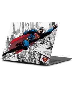 Flying Superman  Apple MacBook Pro 13-inch Skin