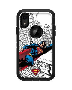 Flying Superman  Otterbox Defender iPhone Skin