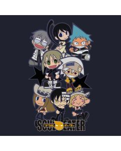 Soul Eater Characters iPhone 5c Skin