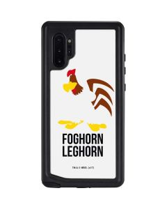 Foghorn Leghorn Identity Galaxy Note 10 Plus Waterproof Case