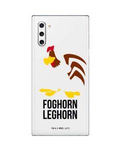Foghorn Leghorn Identity Galaxy Note 10 Skin