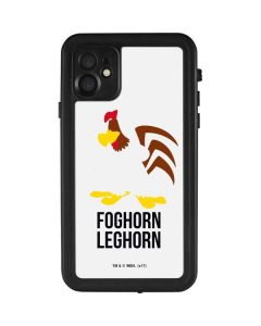 Foghorn Leghorn Identity iPhone 11 Waterproof Case