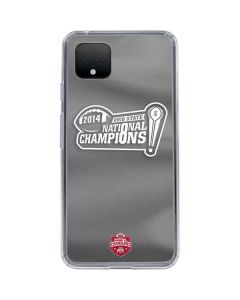 Football Champions Ohio State 2014 Google Pixel 4 Clear Case