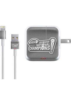 Football Champions Ohio State 2014 iPad Charger (10W USB) Skin
