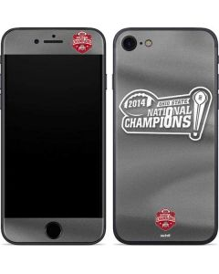 Football Champions Ohio State 2014 iPhone SE Skin
