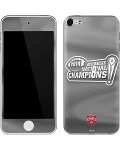 Football Champions Ohio State 2014 Apple iPod Skin