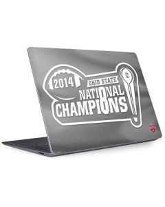 Football Champions Ohio State 2014 Surface Laptop 3 13.5in Skin