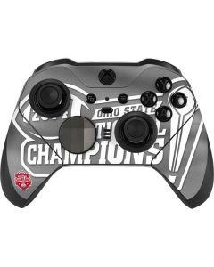 Football Champions Ohio State 2014 Xbox Elite Wireless Controller Series 2 Skin