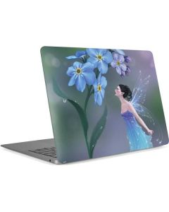 Forget Me Not Apple MacBook Air Skin