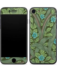 Forget-Me-Nots by William Morris iPhone 8 Skin