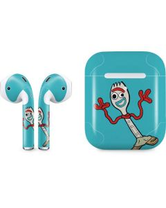 Forky Apple AirPods 2 Skin