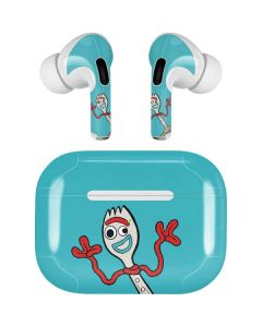 Forky Apple AirPods Pro Skin