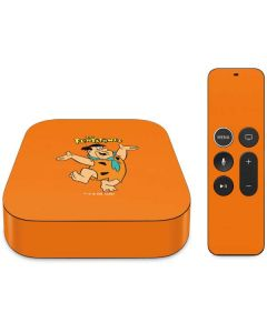 Fred Flintstone Apple TV Skin