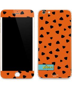 Fred Flintstone Outfit Pattern iPhone 6/6s Plus Skin