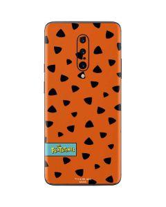 Fred Flintstone Outfit Pattern OnePlus 7 Pro Skin