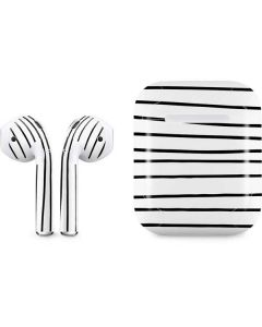 Freehand Stripes Apple AirPods Skin