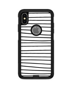 Freehand Stripes Otterbox Commuter iPhone Skin