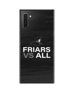 Friars vs All Galaxy Note 10 Skin