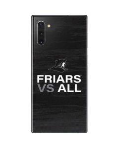 Friars vs All Galaxy Note 10 Skin