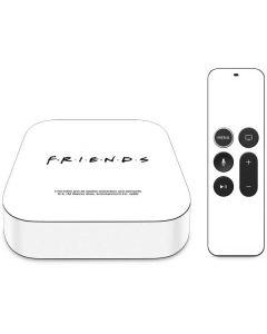 FRIENDS Apple TV Skin