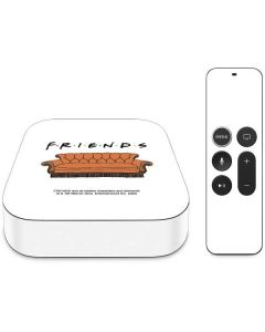 FRIENDS Couch Apple TV Skin