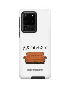 FRIENDS Couch Galaxy S20 Ultra 5G Pro Case
