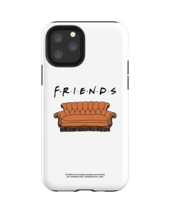 FRIENDS Couch iPhone 11 Pro Impact Case